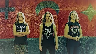 ALIEN WEAPONRY - Rū Ana Te Whenua (Official Music Video)