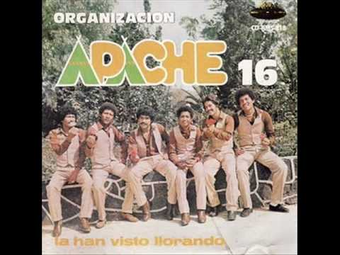 La Han Visto Llorando Apache 16 Balada Romantica