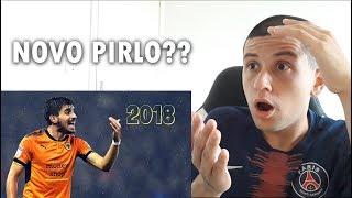 BRASILEIRO REAGINDO A RUBEN NEVES  The New Pirlo
