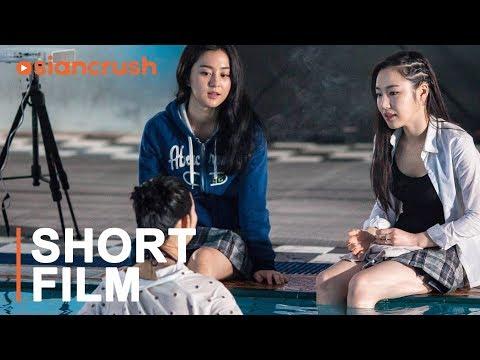Korean all-girl gang bullies the new girl hiding a scandal | Korean Short Film