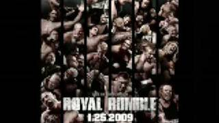 """WWE Royal Rumble 2009  Official Theme - """"Let It Rock"""" by Kevin Rudolf"""