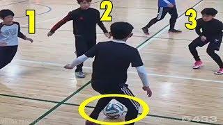 Crianças MITANDO No Futebol ● Melhores Dribles & Gols    HD