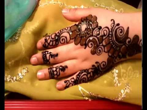 Xxx Mp4 Black Mehndi Outline With Normal Mehndi Filling By Hirah XXx Asian Bride 3gp Sex