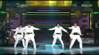 Super Junior in DANCE BATTLE