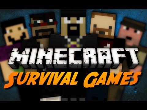 Minecraft The Survival Games AntVenom POV