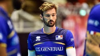 TOP 15 Crazy Actions By Julien Lyneel | FIVB 2017 | Volleyball Highlights