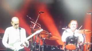 STATUS QUO  ROADHOUSE BLUES LIVE Dublin 12.04.2014 (last ever performance)