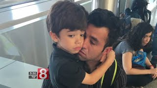 One day after New Fairfield father is granted stay from deportation, a Meriden couple is set to be d
