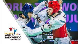 2017 World Taekwondo Championships MUJU _ Final match (Men -58kg)