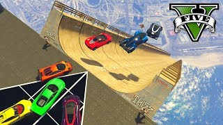GTA V Online: A MEGA RAMPA de SKATE 2.0!!! (INCRÍVEL)