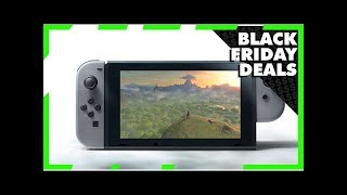 Nintendo switch black friday 2017 ad deals: all games, consoles, and accessories on sale