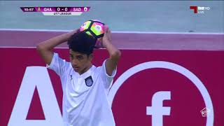 دوري الشباب U17: موسم 18-19 - مباراة : الغرافة 3 - 1 السد