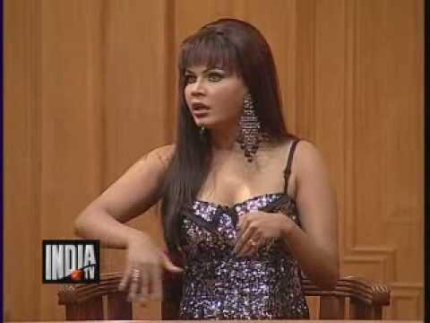 Rakhi Sawant, The Swayamvar Girl, in Aap Ki Adalat (Part 4) - India TV