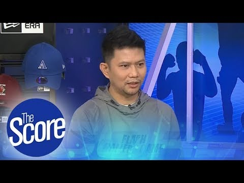 Xxx Mp4 The Score PBA Legend Bal David Hirap Pa Ang Chemistry Ng Gilas 3gp Sex