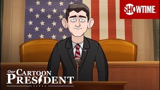 'Paid Family Leave' Ep. 4 Official Clip | Our Cartoon President | SHOWTIME