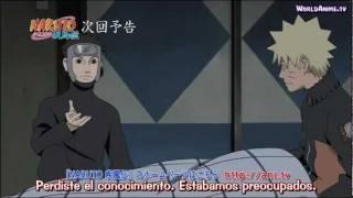 Naruto Shippuden 213 Sub Español Avances