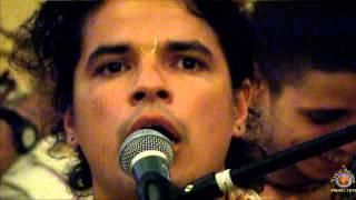 Krishna Kishora Muralidhara at Kirtan Mela Mayapur 2015 day 5 - Mayapur TV
