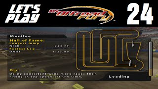 Let's Play ATV Offroad Fury - Part 24 - Supercross R7 - Menifee