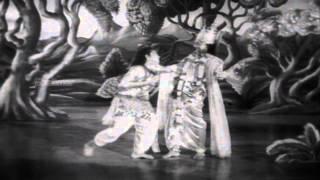 Maya Bazar (1957) Movie | Mohini Bhasmasura Dance Video Song | NTR,ANR,SVR,Savitri