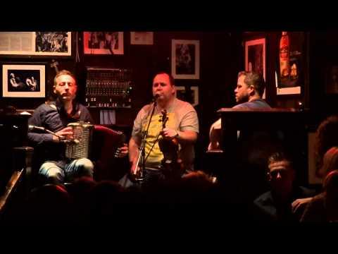 Irsk musik i Dublin