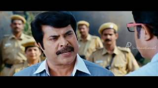 The King & the Commissioner Malayalam Movie | Mammooty to Investigate case