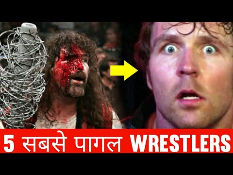 Xxx Mp4 5 सबसे पागल Wrestlers Top 5 Most Crazy Wrestlers Of All Time 3gp Sex