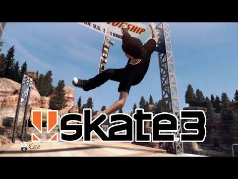 Skate 3 Trickline Montage