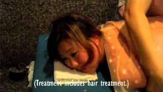 Full Exposure of Total Body Scrub @ Hankook Sauna & Spa(Japanese)#1