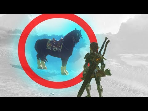 Why Breath of the Wild s Horses Work Game Mechanics Explained