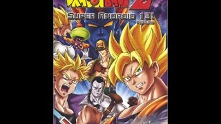 Dragon Ball Z Movie 7: Super Android 13 Review! (7/10/14)