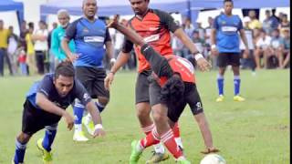 Older stars   cricket stars   Football game