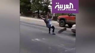 صباح العربية: نجوا من الموت بأعجوبة