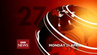 BBC News Countdown Song