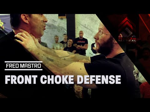 The Ultimate Choke Defense! You MUST learn this move!  (Fred Mastro)