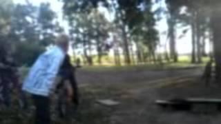 saut en velo au parc voltaire