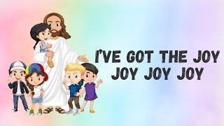 I've Got the Joy Joy Joy Joy (Down in My Heart) - HERITAGE KIDS (Lyrics)