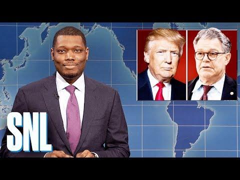 Weekend Update on Senator Al Franken - SNL - YouTube Alternative Videos Watch & Download