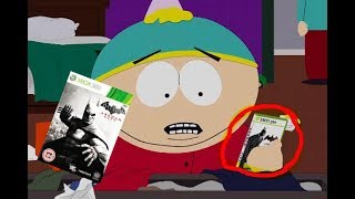 South Park The Video Game All Cutscenes Cinematic