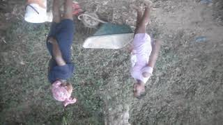 South african girl fight