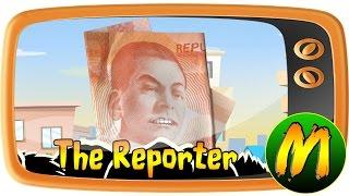 Usapang Pera: The Reporter