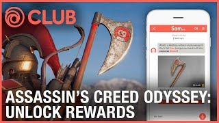 Ubisoft Club: Unlock Exclusive Rewards In Assassin's Creed Odyssey | Ubisoft [NA]