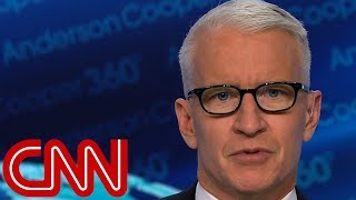 Cooper on shutdown: Trump said he