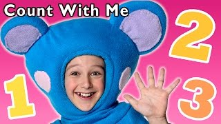 Number Song for Kids   Count With Me and More   Baby Songs from Mother Goose Club!