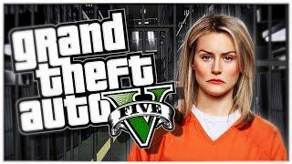 GTA 5 PC Mod Showcase - THE PRISON MOD!