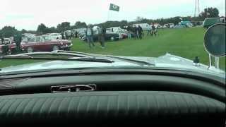 CRUISING BATTLESBRIDGE ESSEX CLASSIC CAR SHOW 30/9/12 UK BRITISH AMERICAN RALLY
