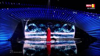 Edurne - Amanecer (SPAIN) Eurovision 2015: GRAND FINAL
