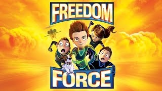 Freedom Force movie english | Animation movies | Cartoons movies | Disney movies