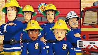 Fireman Sam US New | Sam and The Team Fighting Fire 🚒 🔥 Cartoons for Children | Kids TV Shows