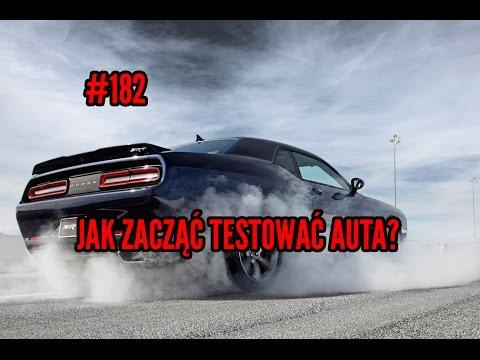 Jak zacząć testować auta 182 MOTO DORADCA