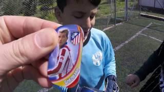 Πεναλντάκια- Με μεταλλικές τάπες-penalty challenge